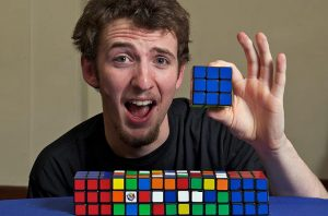 Brendan Vallance rubik cube