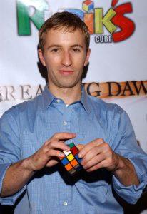 Dan knight rubik cube