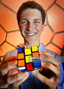 Feliks Zemdegs rubiks cube