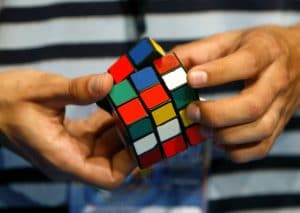 rubiks cube methode 3x3x3
