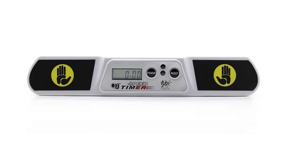 speedcubing regles timer