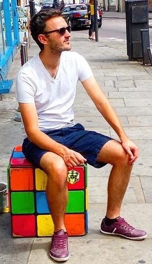 Le Rubik's Cubeur