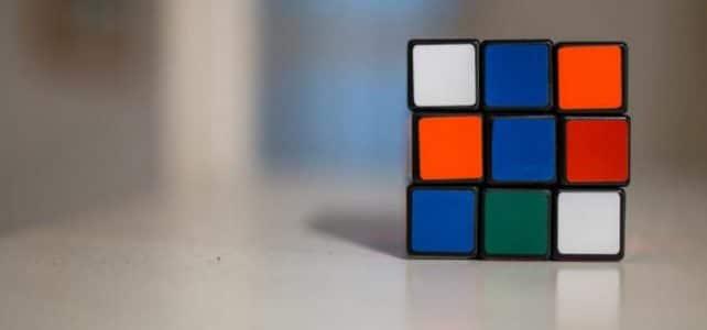 Méthode Pochmann : Le Rubik's cube 3×3 les yeux fermés