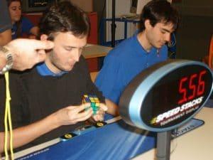 edouard chambon speedcubing champion