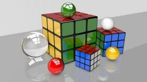 champion rubiks cube differentes tailles