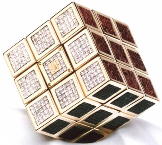 prix rubiks cube le plus cher