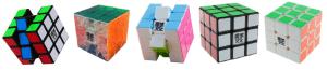 couleurs rubiks cube MoYU