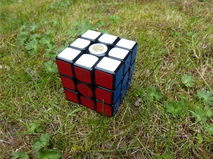 rubiks cube gans 356