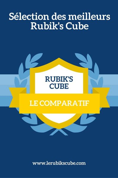 Comparatif Rubik's Cube