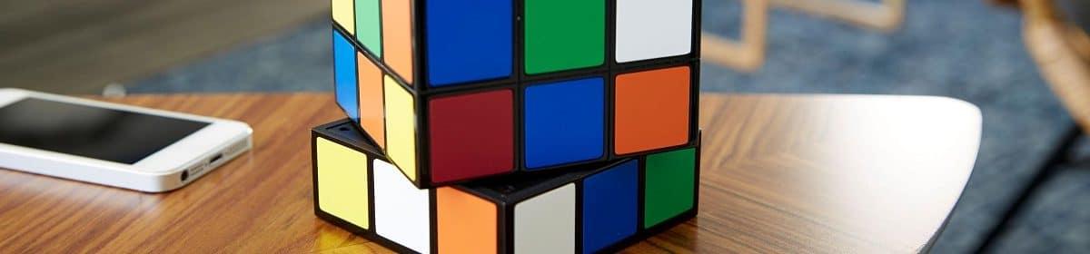 Enceinte Rubik's cube : laquelle choisir ?