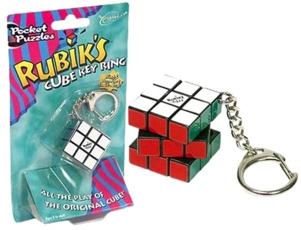 porte clés rubik's cube speedcubing