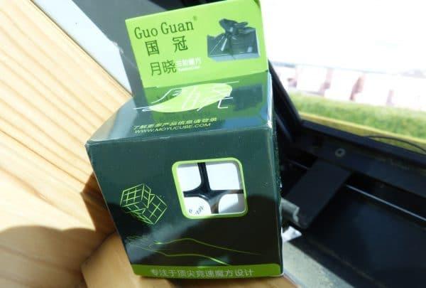 rubiks cube guoguan yuexiao boite