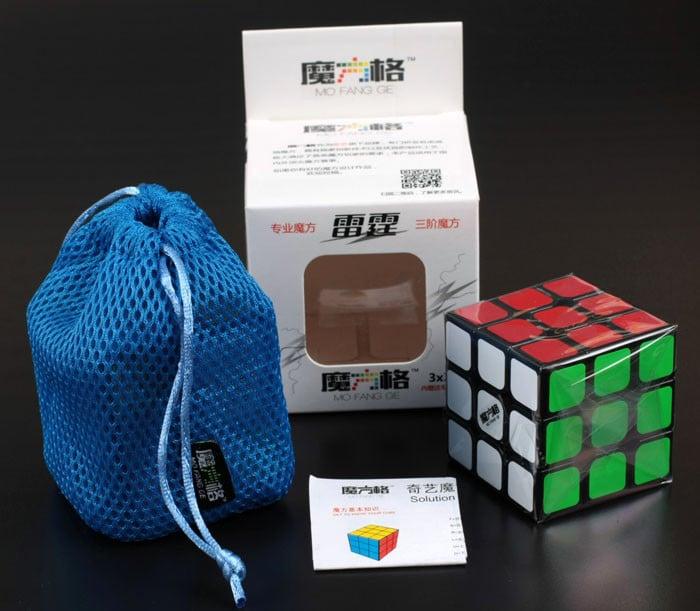 Qiyi Thunderclap rubiks cube