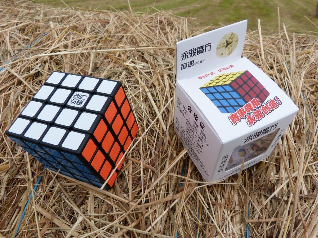 rubiks cube 4 yong jun boite