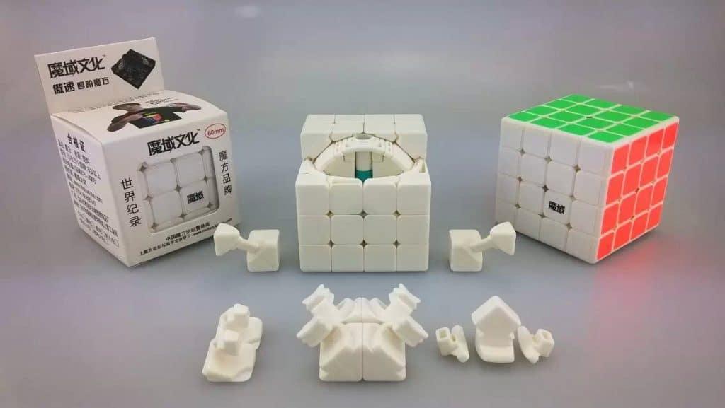rubiks cube 4x4 moyu mini aosu emballage