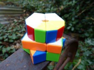 Remettre le Square en cube / back to cube