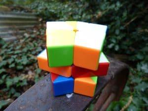 remettre le Square One en cube / back to cube, étape 3