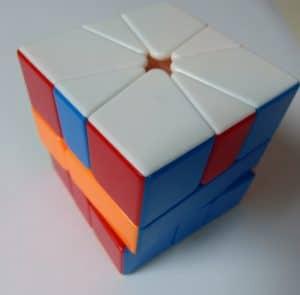 Square One apprendre, la parité