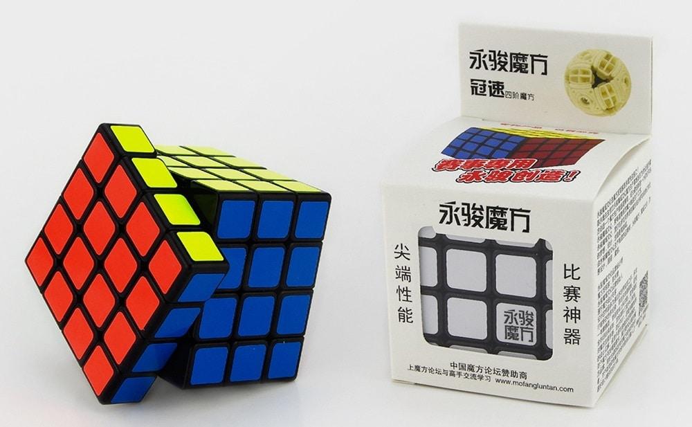 Comparatif 4x4 YJ Guansu cube 4x4