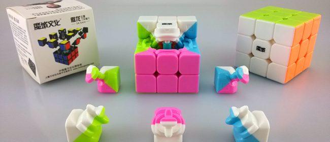 Cube 3×3 MoYu Mini Aolong : Test de la rédaction