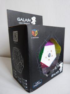 Megaminx X-man galaxy boite