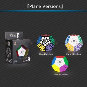 Megaminx X-man galaxy version plane