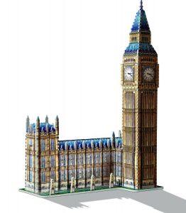 puzzles 3D london big ben