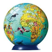 Ravensburger Globe Illuminé puzzle