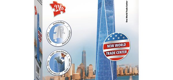 Le puzzle 3D Ravensburger Building One World Trade Center : test et avis