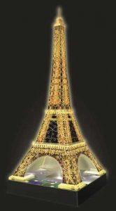 Ravensburger-12 579-Tour Eiffel De Nuit puzzle