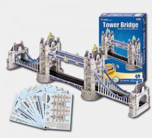Ravensburger 12559 Tower Bridge Londres 3D Puzzle