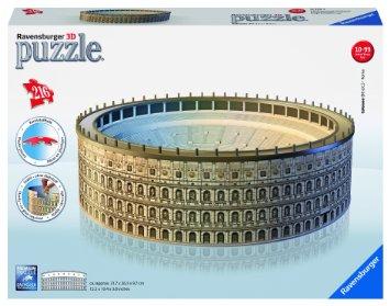 Test et avis sur le puzzle 3D Ravensburger Colisée Italie