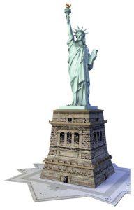 Ravensburger Statue de la Liberté 3d