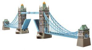 puzzle 3d Ravensburger Tower Bridge-Londres