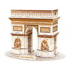 puzzle 3d monuments