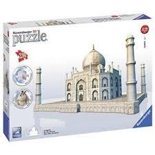 puzzle 3D de monuments tadj ahal