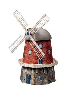 Moulin À Vents puzzle 3d de Ravensburger