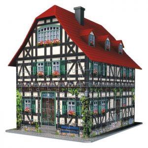 Ravensburger -12572 Maison À Colombages puzzle