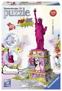 puzzle 3D Ravensburger statue de la liberté