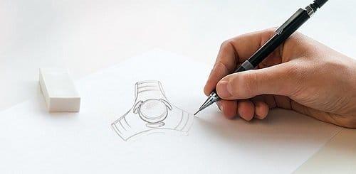 Fidget Spinner-hand spinner