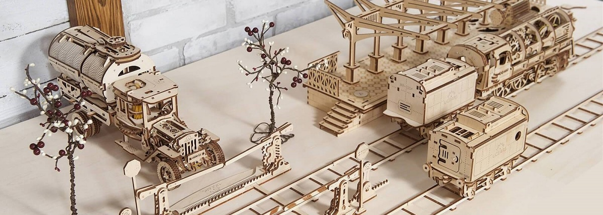 Puzzle 3D pour adultes et enfants