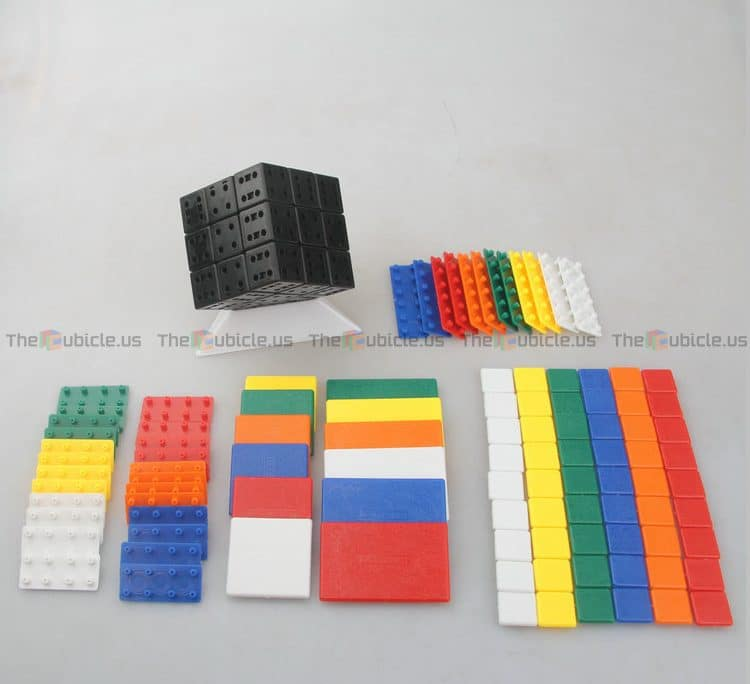 Cube Twist 3x3 DIY kit