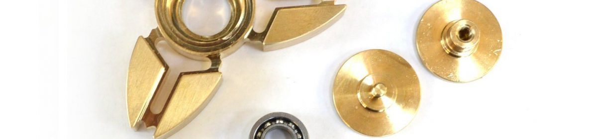 Hand spinner or : Comparatif des meilleurs Hand spinners gold
