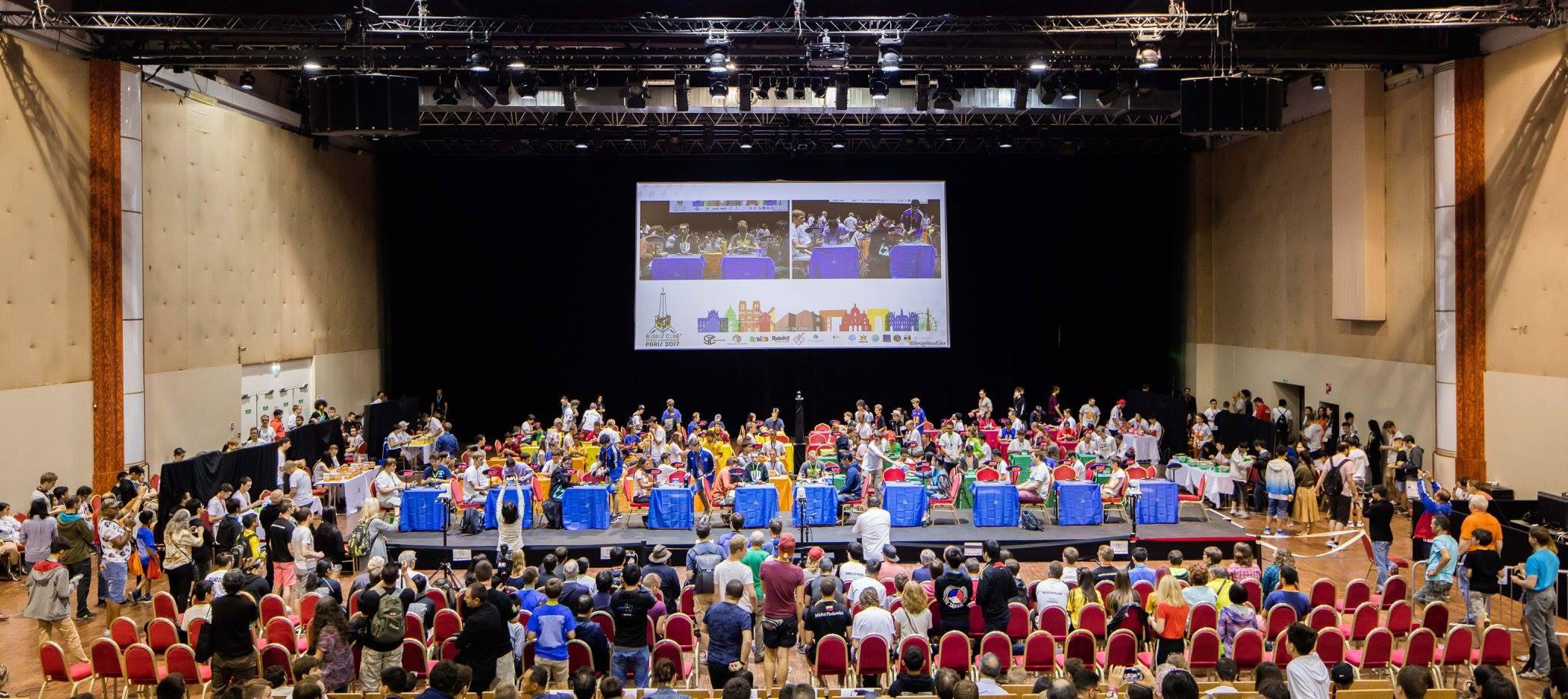 Championnats du monde de Rubik's cube