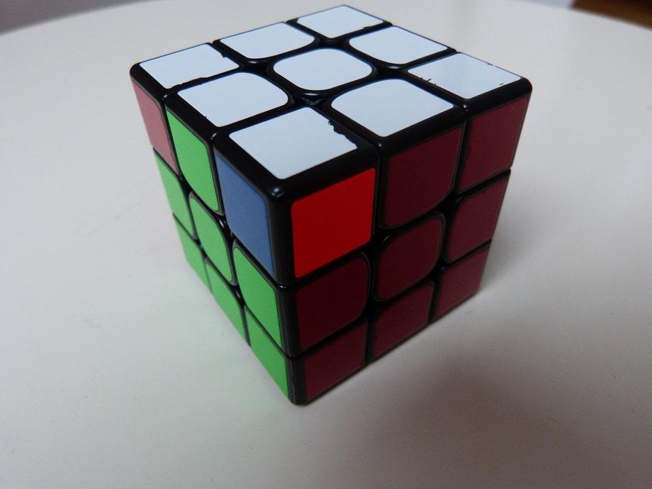 PLL A Rubik's cube