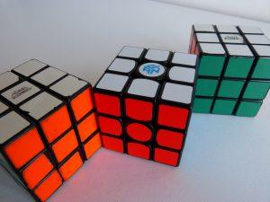 Rubik's Comparaison
