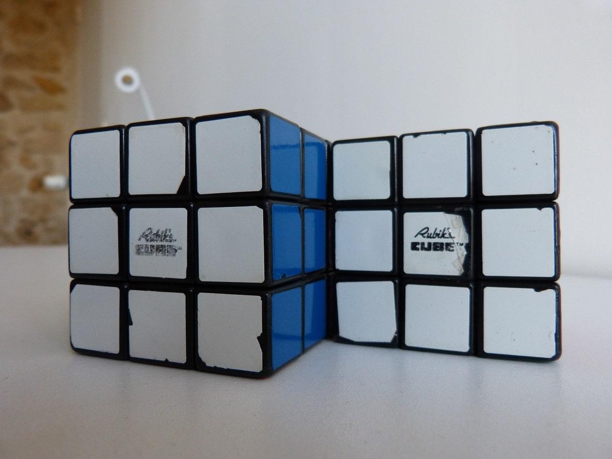Rubik's cube de 1980