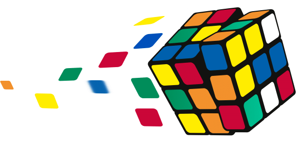 resolution rubik's cube 3x3