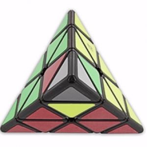 pyraminx rubik's cube dernier etage 3 cycle