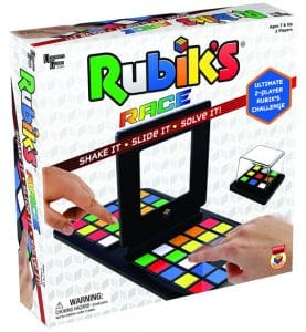 rubiks race emballage